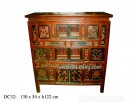 H122cm lacquer & carving cabinet