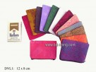 Small silk wallet (1pc)