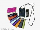 Silk mobil-phone bag (1pc)
