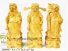 30cm set 3pcs standing buddha